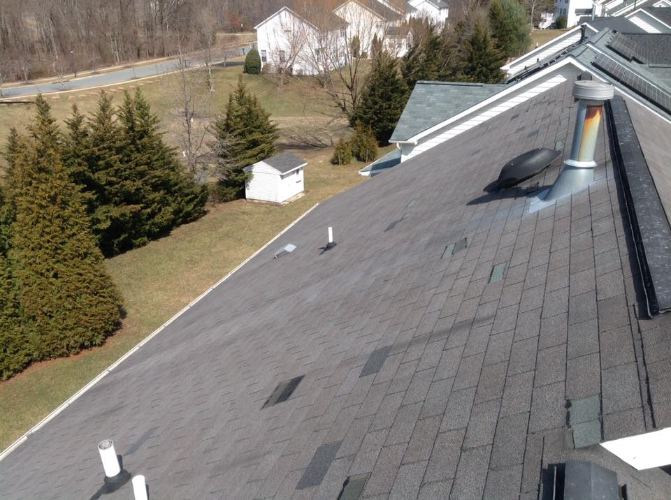 Roof Missing Shingles Leaking